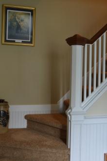 Farm House Stair