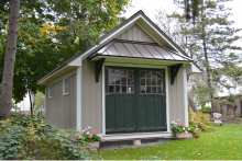 New York Shed/Barn