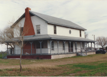 South Texas Country House